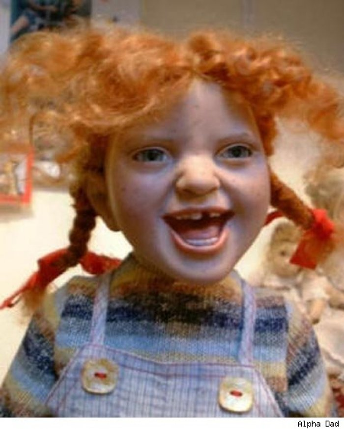 10 Dolls That Should Be Burned Immediately - WORTHaLIKE