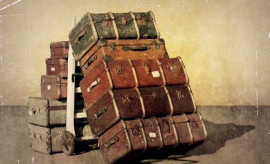 Willard Asylum's Mystery Dead And Their Suitcases